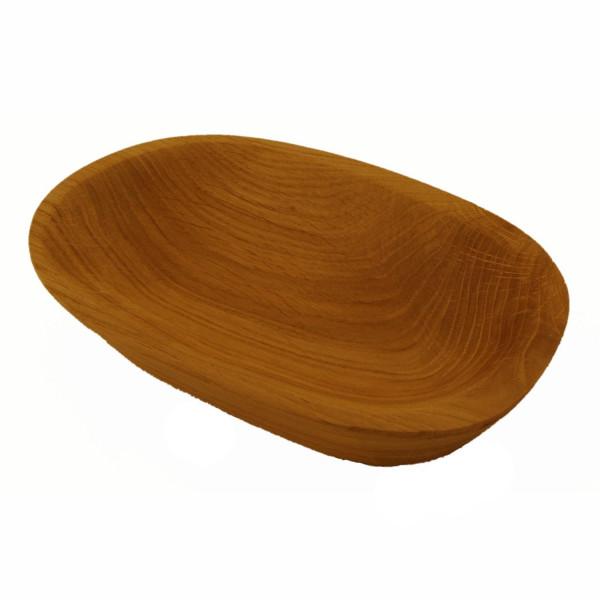 Eichenschale-Holzschale