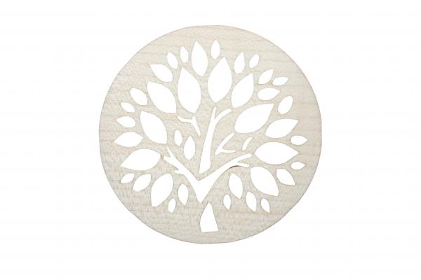 Untersetzer Tulpenbaum Ahornholz
