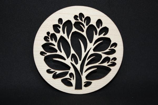 Untersetzer-Glasuntersetzer-Holzuntersetzer-Magnolie-Ahorn