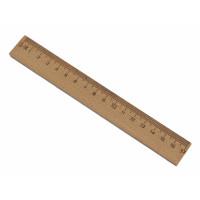 Holzlineal-17cm-lang