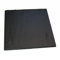 Schieferplatte-Quadrat-echt