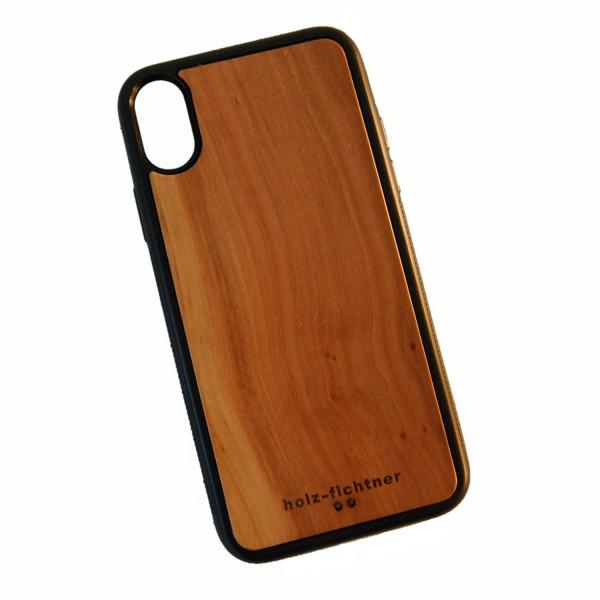 Case-IPhone-X-Apfelholz