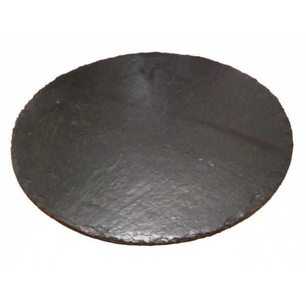 Runde-Schieferpaltte-Echtschiefer