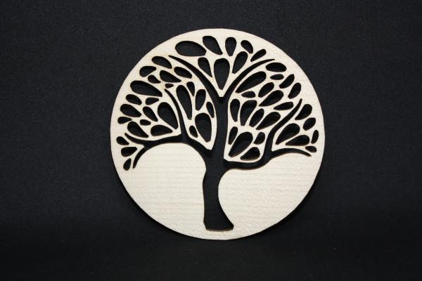 Untersetzer-Baum-des-Lebens-Glasuntersetzer-Ahorn