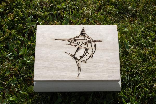Geschenkbox Schwertfisch