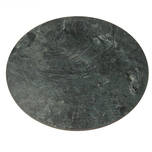 Drehplatte aus Kunstschiefer 40cmDurchmesser