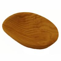 Gastronomie-Holzschale-Tischdekoration