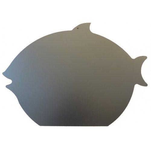 Kreidetafel-Fischform-ohne-Rand
