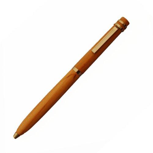 Kugelschreiber-Kirschholz